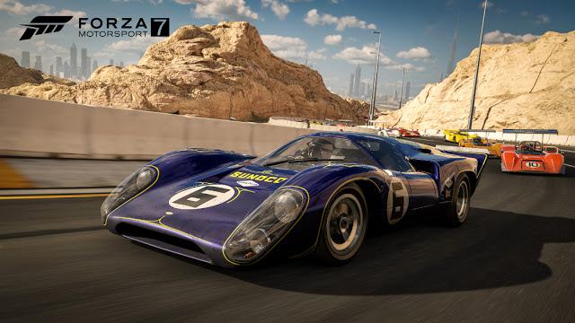 Forza Motorsport 7 стала доступна со скидками в честь «Черной пятницы»