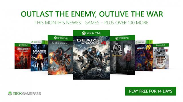 Список новых бесплатных игр для подписчиков Xbox Game Pass в декабре