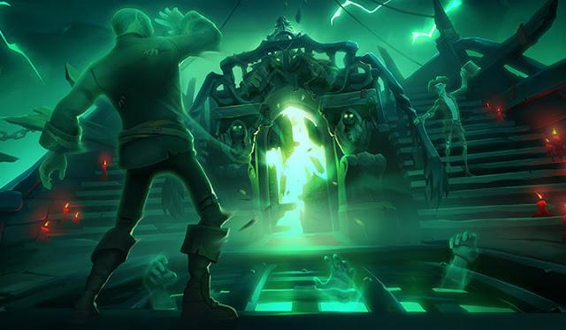 Все желающие смогут опробовать бесплатно игру Sea of Thieves