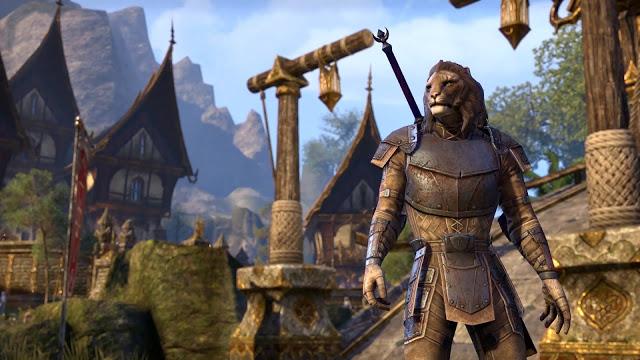 Бесплатные выходные на Xbox One: The Elder Scrolls Online