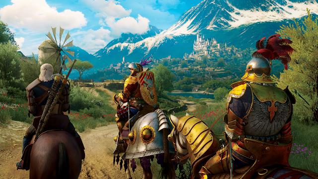 Состоялся релиз обновления Witcher 3 для Xbox One X: игра получила 2 графических режима