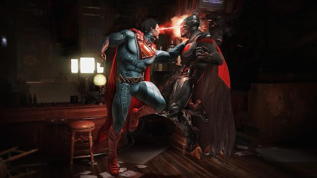 Injustice 2 будет доступна бесплатно на Xbox One в ближайшие выходные