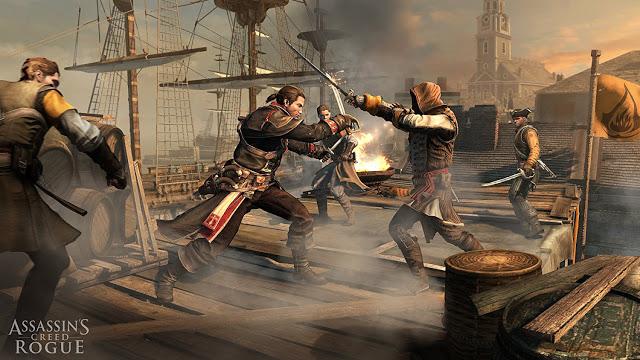 Assassin's Creed Rogue в HD-версии может появиться на Xbox One