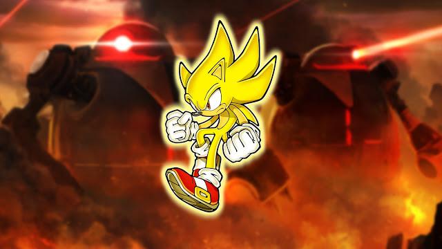 Супер Соник доступен бесплатно для Sonic Forces в течение ограниченного времени