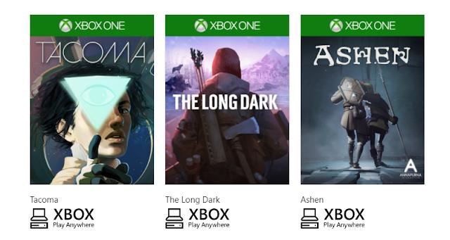Игра Ashen будет доступна на Xbox One и Windows 10 по программе Xbox Play Anywhere