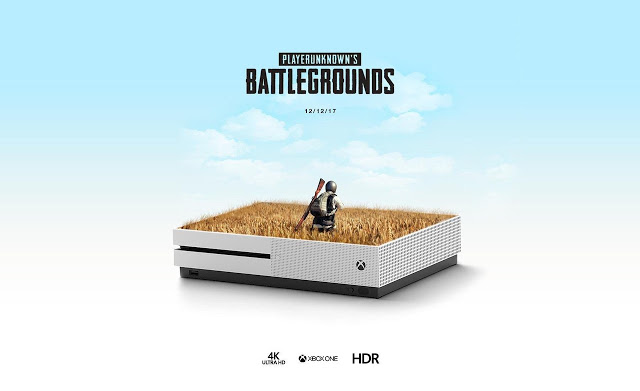 Разработчики Gears of War 4 помогали с адаптацией PlayerUnknown's Battlegrounds под Xbox One