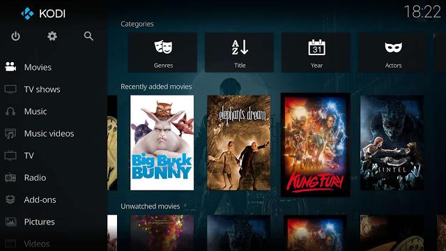 Многофункциональный медиалеер KODI стал доступен бесплатно на Xbox One