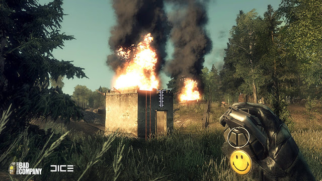 Battlefield Bad Company стала доступна бесплатно в EA Access