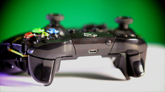 Microsoft запатентовала геймпад для Xbox One с регулируемым механизмом стика