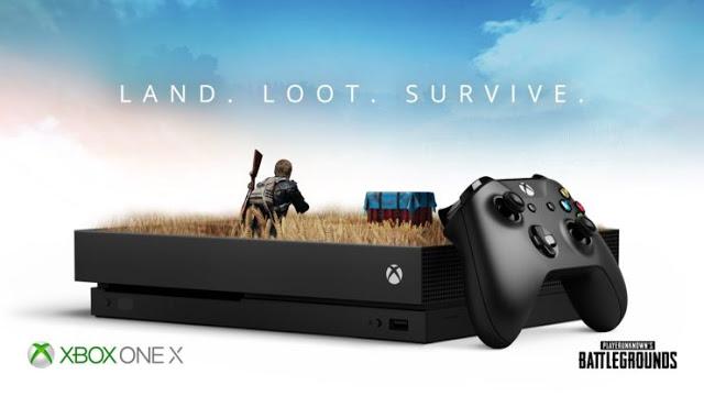 Microsoft обвиняют в краже идеи рекламы PUBG на Xbox One