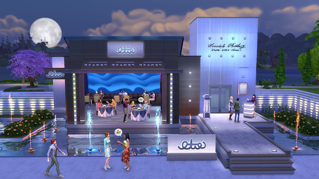 Дополнение Dine One для Sims 4 станет доступно 9 января
