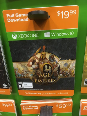 Age of Empires Definitive Edition может выйти на Xbox One 19 февраля