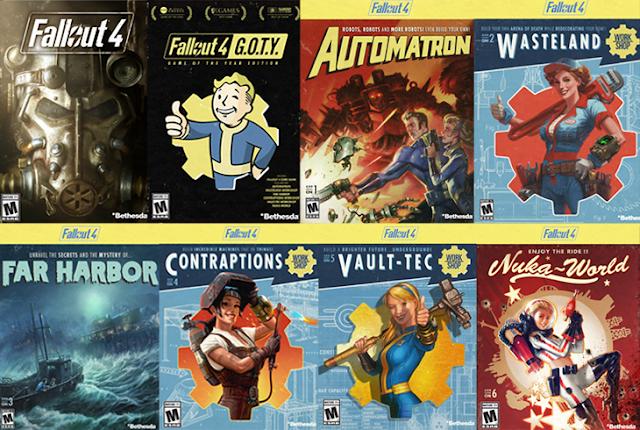 Бесплатные выходные на Xbox One в Fallout 4: скидки на игру и дополнения