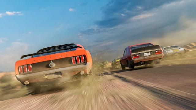 Forza Horizon 4 прошла классификацию в Бразилии
