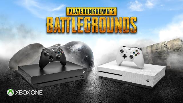 Четвертое обновление PUBG для Xbox One: список изменений