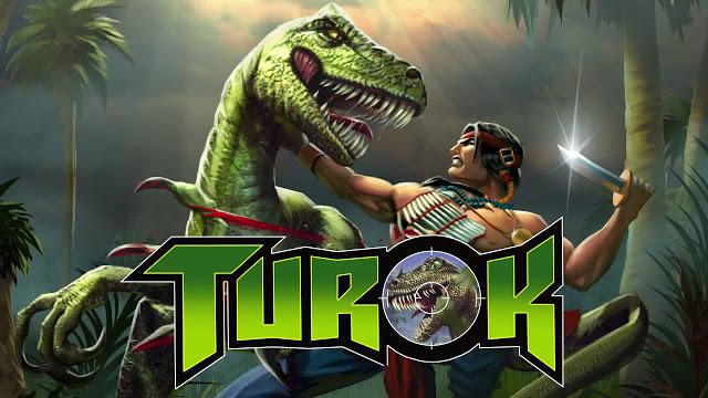 Переиздание игры Turok близко к релизу на Xbox One