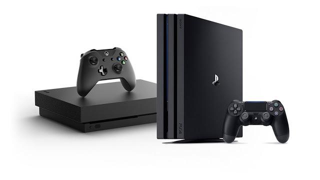 Аналитик: Xbox One X – это приставка поколения 8,5, а Playstation 4 Pro – просто маркетинг