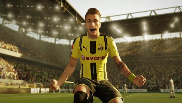 Объявлен состав команды года в игре FIFA 18