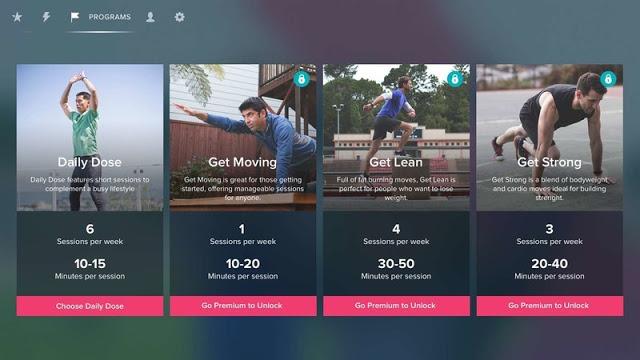 Приложение Fitbit Coach стало доступно на Xbox One