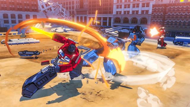 Все игры серии «Трансформеры» удалены из Xbox Marketplace