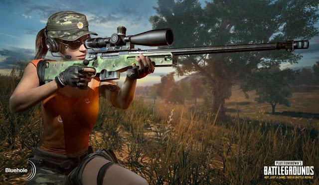 Седьмое обновление PUBG на Xbox One: список изменений