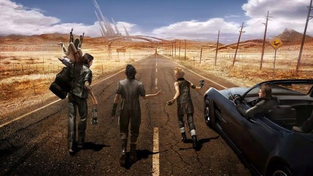Final Fantasy XV получит кросс-платформенный мультиплеер между Xbox One и PC