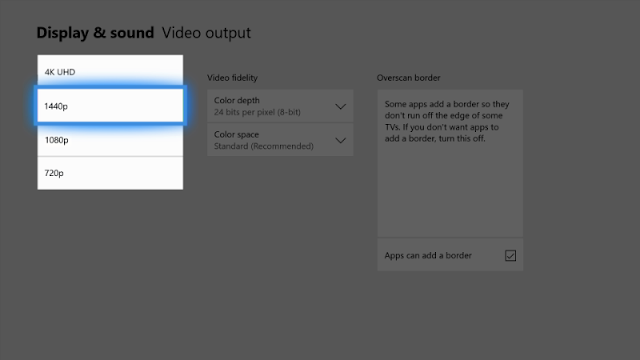 Весеннее обновление прошивки Xbox One: подробности о новых функциях