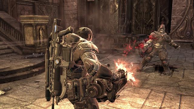 Набор многопользовательских карт для Gears of War 2 можно забрать бесплатно