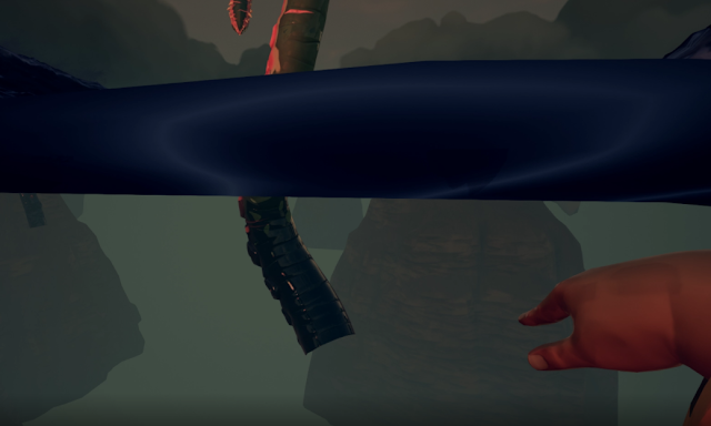 Кракен в Sea of Thieves оказался бестелесным существом