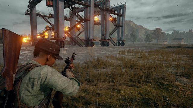 В Playerunknown's Battlegrounds на Xbox One уже более 5 миллионов игроков