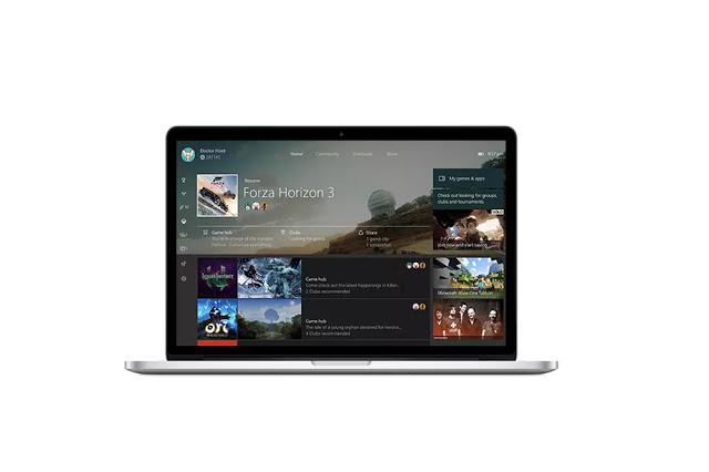 Игры с Xbox One теперь можно транслировать на Mac