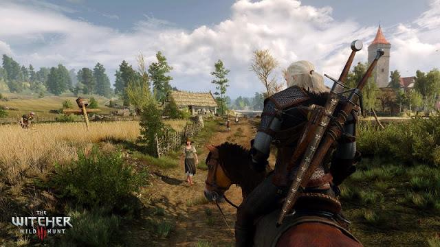 The Witcher 3 на Xbox One S получил поддержку HDR