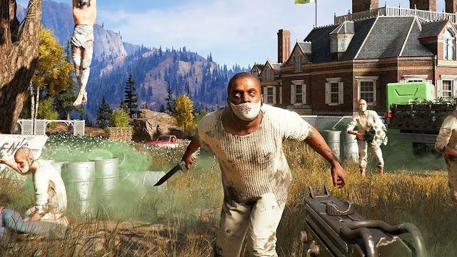 Digital Foundry подтвердили, что Far Cry 5 работает на Xbox One X в нативных 4K