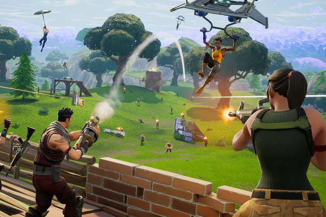 Игроки с Xbox One и Playstation 4 не смогут вместе играть в Fortnite