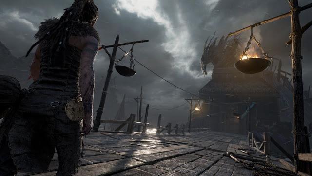 Hellblade выйдет на Xbox One 11 апреля