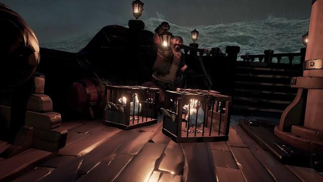 Стресс-тесты не помогли Sea of Thieves, и сервера не справляются с наплывом игроков