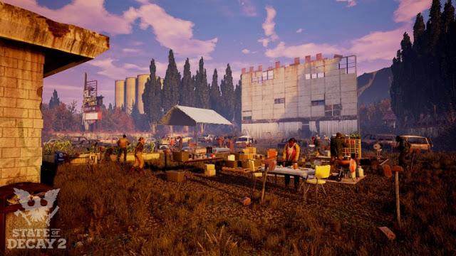 В State of Decay 2 каждый персонаж будет иметь свои особенности