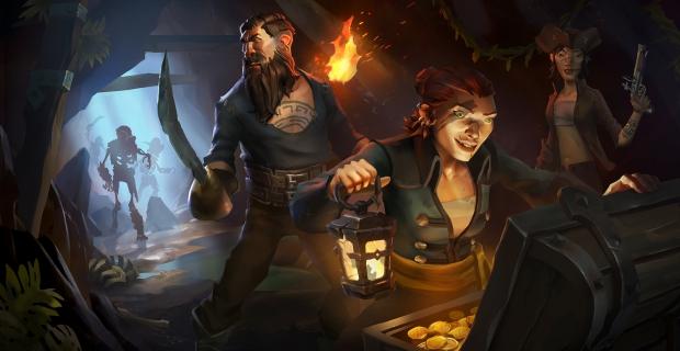 В Sea of Thieves сыграло более 1 миллиона человек в первые 2 суток после релиза