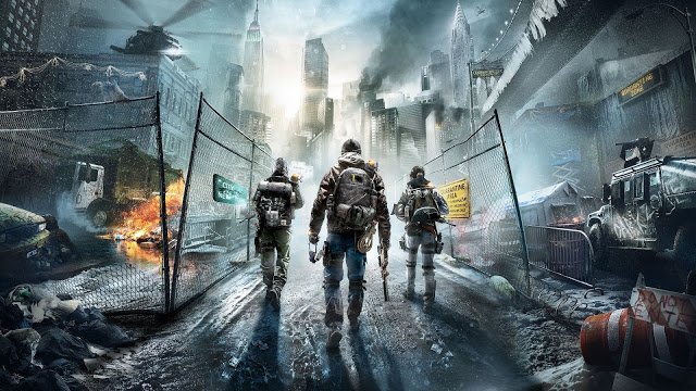 Обновление The Division для Xbox One X станет доступно 12 апреля