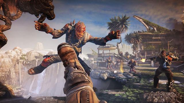Bulletstorm: Full Clip Edition получит улучшенную версию для Xbox One X