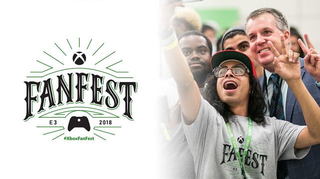 Microsoft в этом году будет продавать билеты на Xbox FanFest