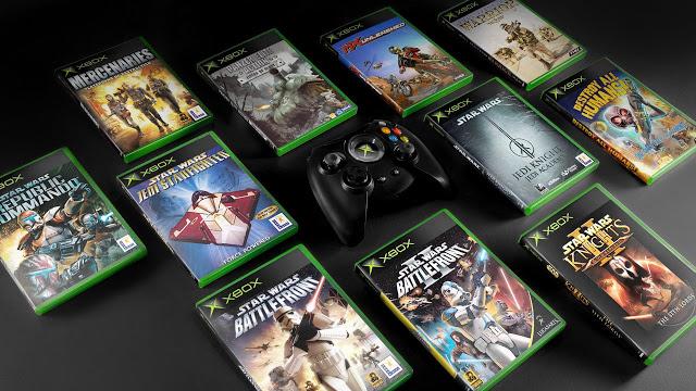 11 новых игр стали доступны на Xbox One по обратной совместимости
