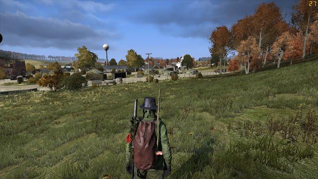Разработчики показали, как выглядит DayZ на Xbox One X