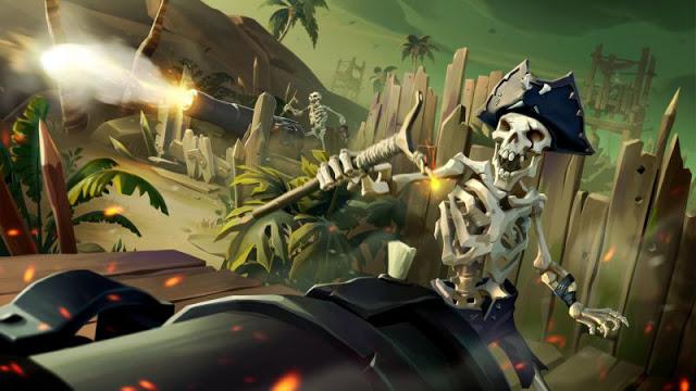 Разработчики Sea of Thieves рассказали о трех контентных дополнения для игры