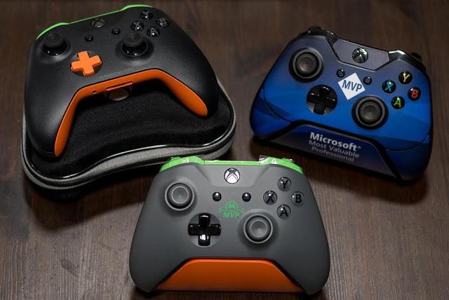 Microsoft разослала пользователям со статусом Xbox MVP уникальные геймпады