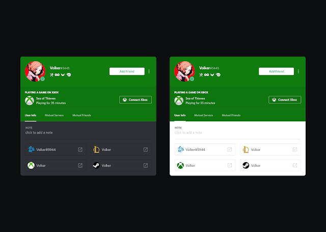 Аккаунты Xbox Live вскоре можно будет связать с Discord