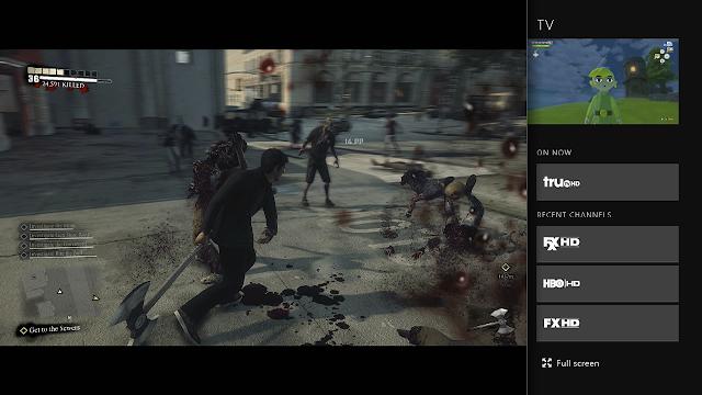 Microsoft объяснила, почему функция Picture in Picture исчезла из Xbox One и больше не вернется