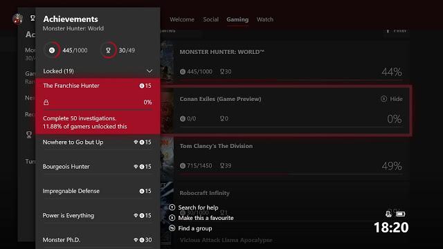 Подробности о новом режиме «Карьера» в Xbox Live
