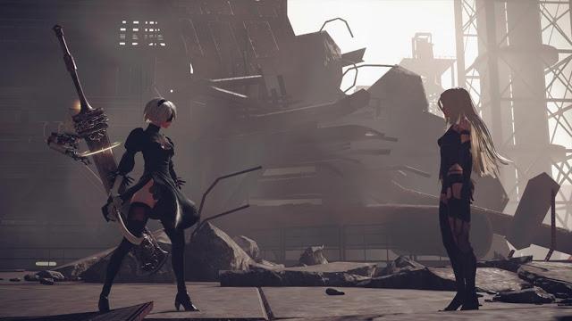 Nier: Automata вскоре может выйти на Xbox One