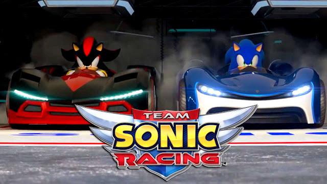 Team Sonic Racing выйдет на приставке Xbox One